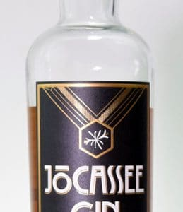 Jōcassee Gin Barrel Rested