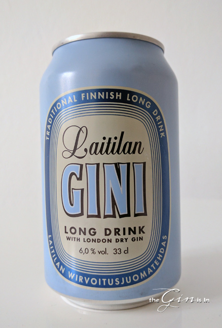 Laitilan Gini Long Drink