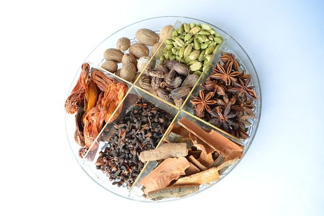A contemporary gin can feature any of the ingredients in this picture as its main flavor note.