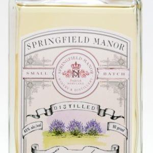 Springfield Manor Lavender Gin