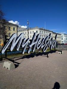 The Gin is IN In Helsinki