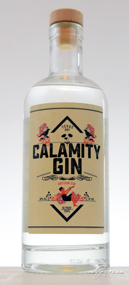 Calamity Gin Review and Rating | the GIN is IN