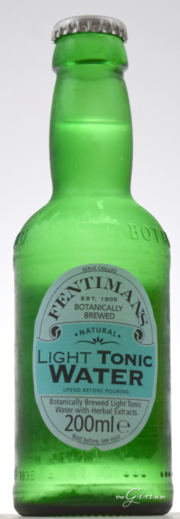 Fentiman's Light Tonic Water