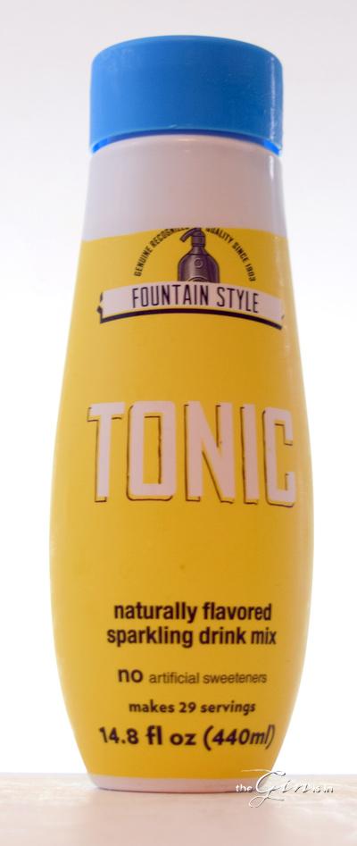 Sodastream Tonic