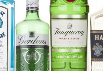 London Dry Gins of the world