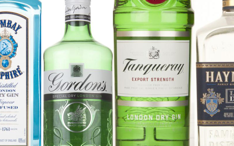 What is London Dry Gin? | by the GIN is IN