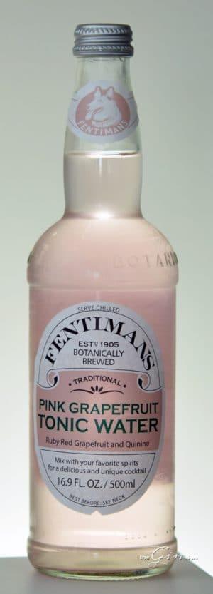 Fentimans Pink Grapefruit Tonic Water
