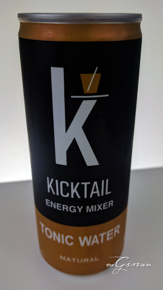Kicktail Tonic Water