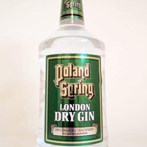Poland Spring Gin