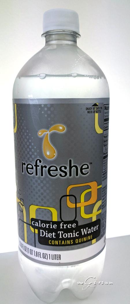 Refreshe Diet Tonic Water