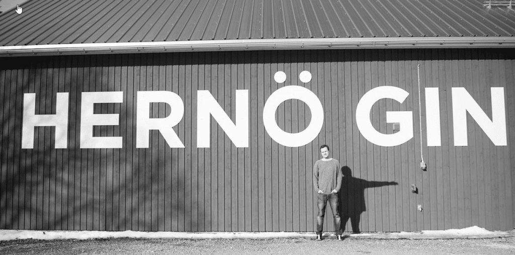 Herno Gin Distillery