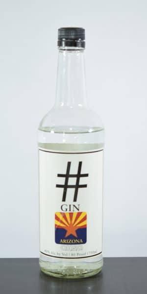 Hashtag Gin #Gin
