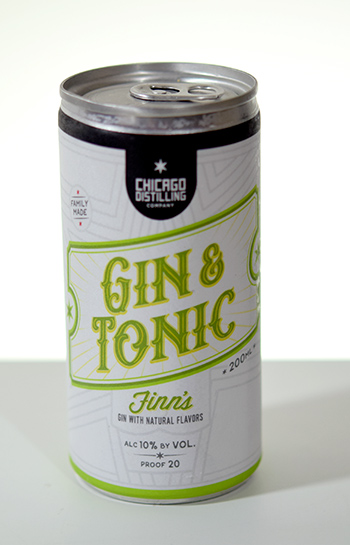 Finn's Gin and Tonic