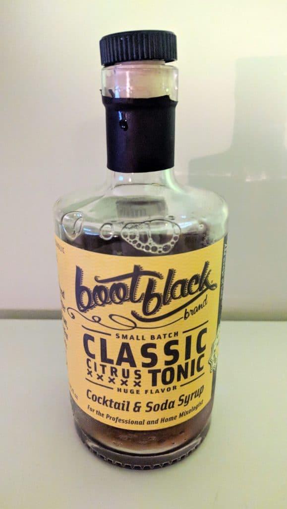 Bootblack Brand Classic Citrus Tonic