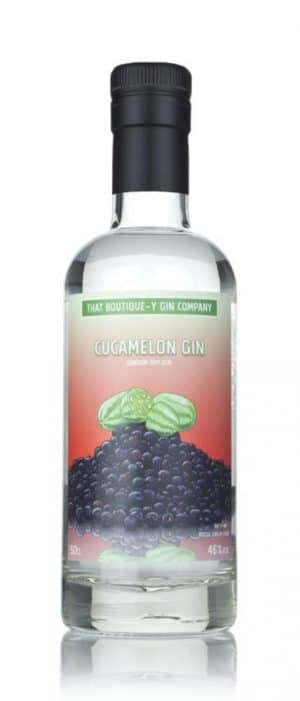 Cucamelon Gin