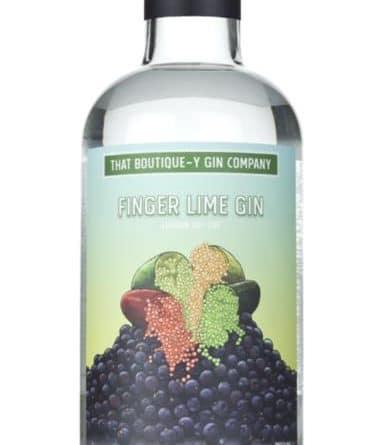 Finger Lime Gin