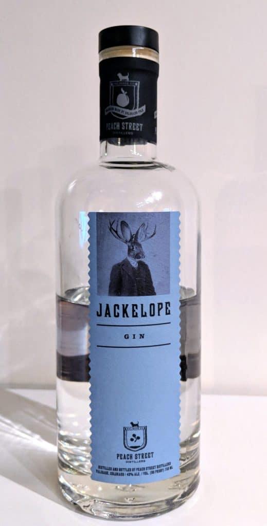 Peach Street Distillers Jackelope Gin