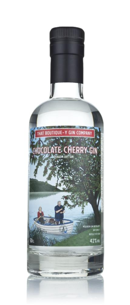 Chocolate Cherry Gin