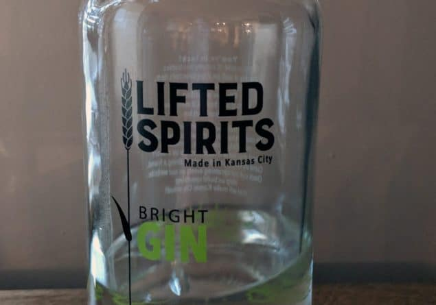 Bright Gin by Lifted Spirits