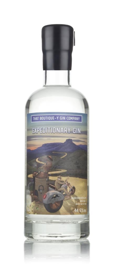 Expeditionary Gin