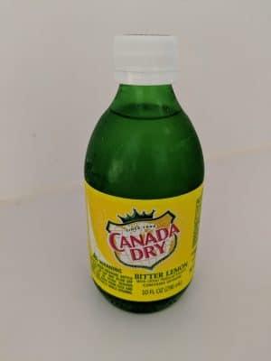 Canada Dry Bitter Lemon