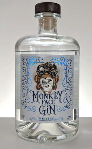 Monkey Face Gin