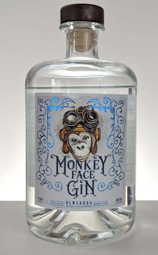 Monkey Face Gin