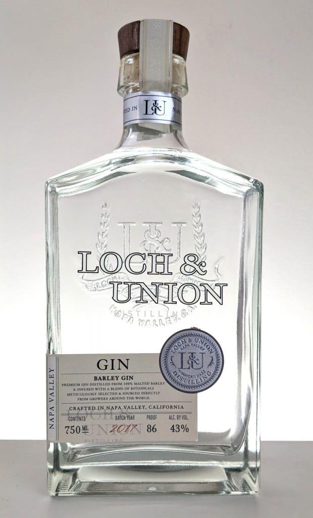Loch & Union Barley Gin