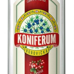 Old Herold Koniferum Borovička brusnica