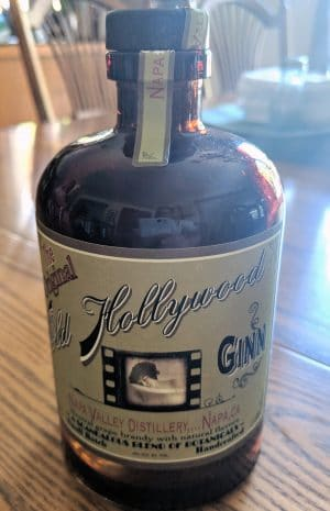 Old Hollywood Ginn by Napa Distillery