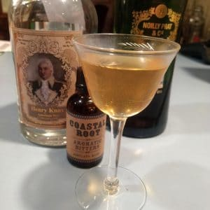 Artillery Cocktail, Photo by Foodie Pilgrim