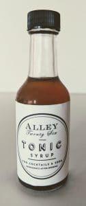 Alley Twenty Six Tonic Syrup