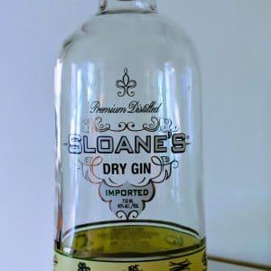 Sloane's Dry Gin
