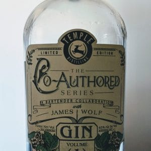 Co-Authored Gin No. 1