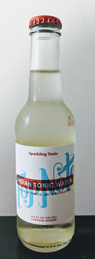 Top Note Indian Tonic Water
