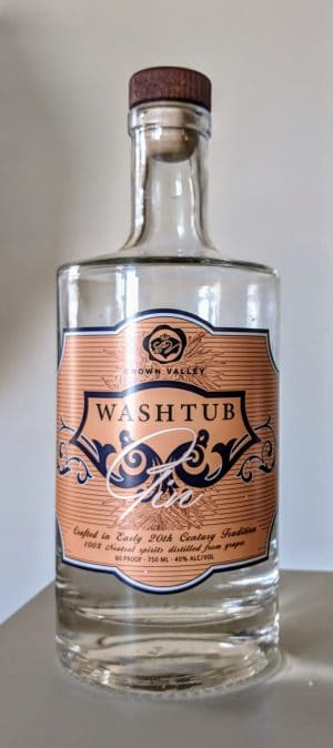 Washtub Gin