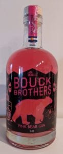 Bouck Brothers Pink Bear Gin