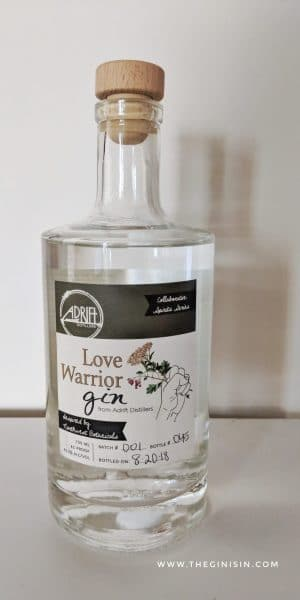 Love Warrior Gin