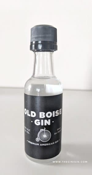 Old Boise Gin
