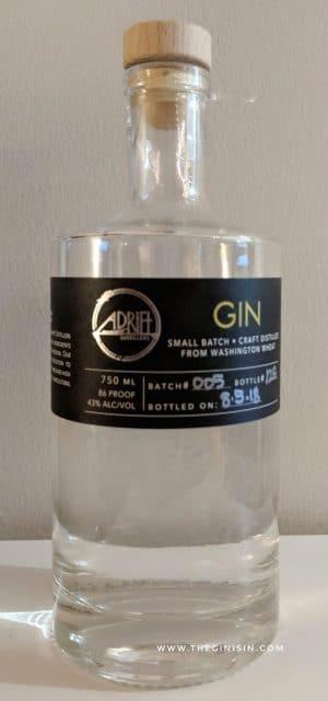 Adrift Distillers Gin