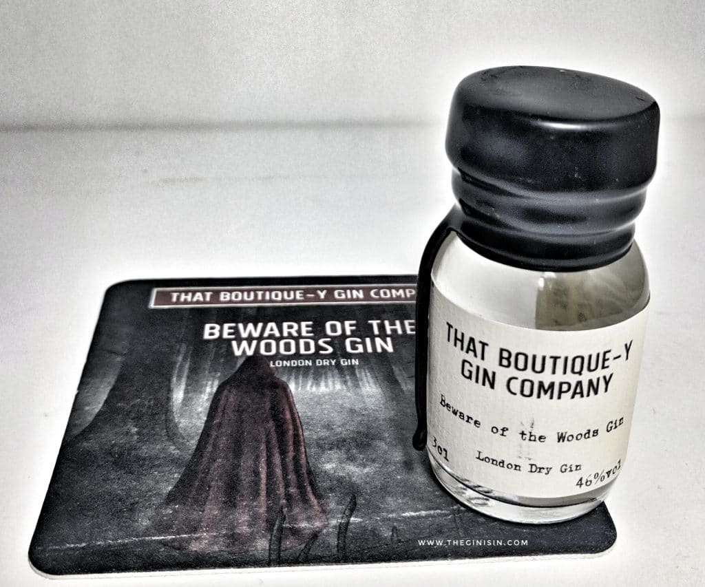 Beware of the Woods Gin