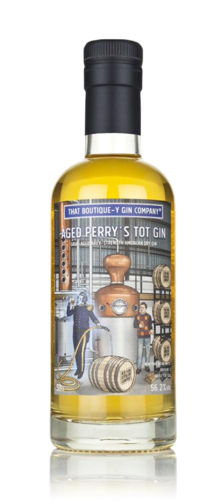 Aged Perry's Tot Gin