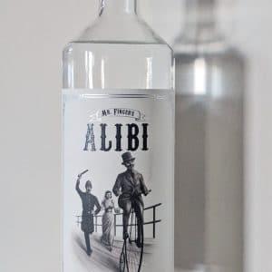 alibi gin
