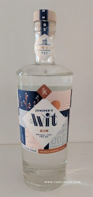 Juniper's Wit Gin