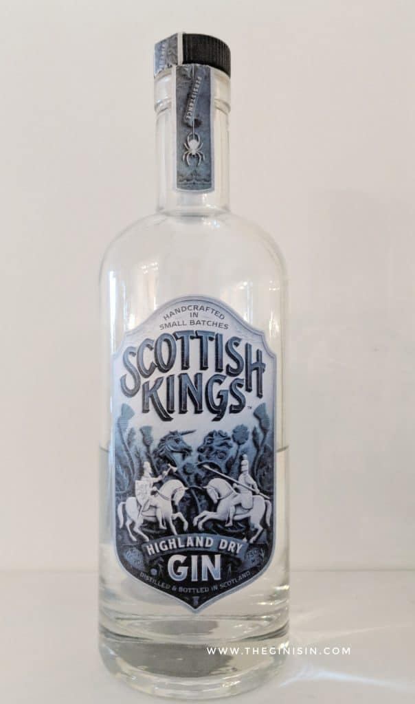 Scottish Kings Gin
