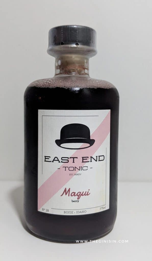 East End Maqui Berry Tonic