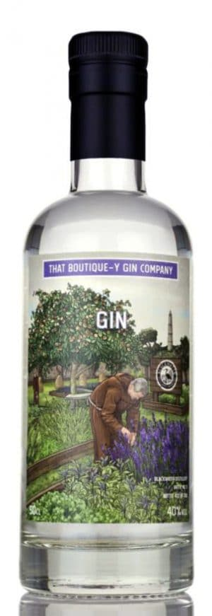 Monastic Gin from Blackwater Distillery