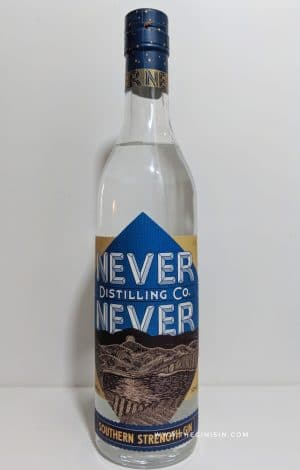 Never Never Distilling Co. Southern Strength Gin