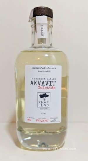 Yuletide Aquavit