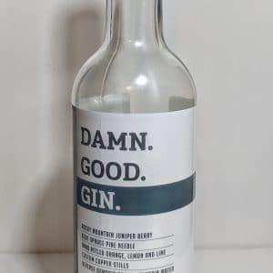 Damn Good Gin